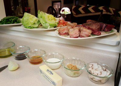 Dinner Preparation