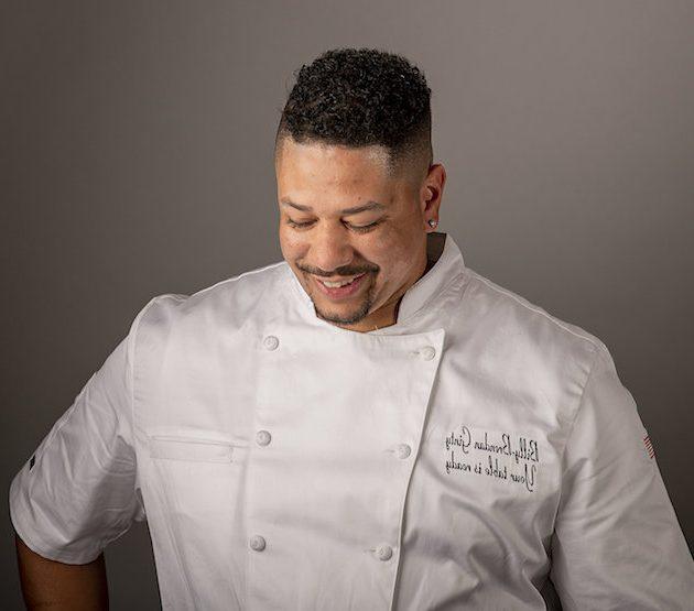 Chef Billy Ginty